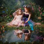 Charlotte & Keira - The Fairy Experience @ Spence Photography